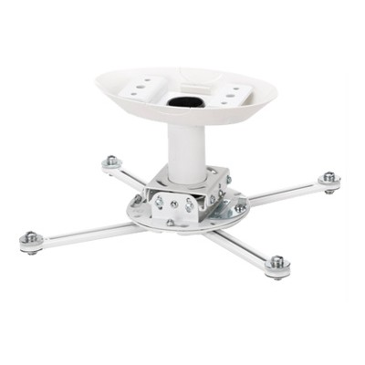 Atdec Th-pfk Telehook Th-pfk - Ceiling Mount For Projector - Steel - White