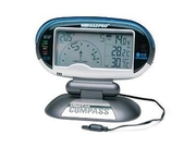 Roadpro Rpic-1291 Digital Compass With Voltage Meter, Temperature And Ice Alert
