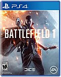 Ea 014633733891 Battlefield 1 - First Person Shooter - Playstation 4
