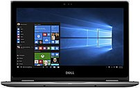 Dell Inspiron I5378-5743gry 2-in-1 Laptop Pc - Intel Core I7-7500u 2.7 Ghz Dual-core Processor - 8 Gb Ddr4 Sdram - 1 Tb Hard Disk Drive - 13.3-inch Led-backlit Display - Windows 10 Home 64-bit