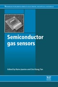 Semiconductor gas sensors have a wide range of applications in safety, process control, environmental monitoring, indoor or cabin air quality and medical diagnosis