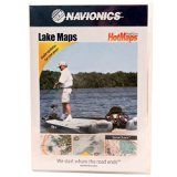 Navionics HotMaps Platinum Lake Maps South - microSD/SD