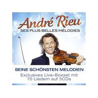 André Rieu - His Greatest Melodies (5 CD Box Set) (Music CD)
