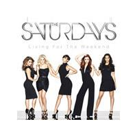 The Saturdays - Living For The Weekend (Music CD)