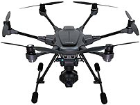 Yuneec Typhoon H Pro With Intel Realsense Technology - Ultra High Definition 4k Collision Avoidance Hexacopter Drone With 2 Batteries - St16 Controller - Soft Backpack And Wizard - Gco3  4k Camera  - Black Yuntyhbrus