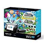 NINTENDO WUPSKAFP / Wii U Console Black Deluxe