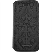 Christian Lacroix Paseo Folio For Iphone 6 - Black By Christian Lacroix
