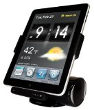 Jensen JiPS-250i Docking Station for iPad, iPod, and iPhone (Black)