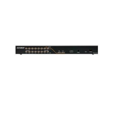 Aten Technology Kh2516a Altusen Kh2516a - Kvm Switch - 16 X Kvm Port(s) - 2 Local Users - Desktop