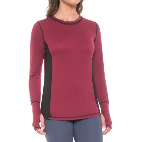 Nils Sally Base Layer Top - Long Sleeve (for Women)