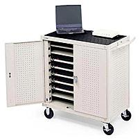 Bretford D18cfr 18-units Storage Cart For Notebooks