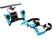Parrot Pf725101 Blue Bebop Drone 14 Mp Full Hd 1080p Fisheye Camera Skycontroller Bundle