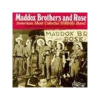 Maddox Brothers & Rose (The) - America's Most Colourful Hillbilly Band Vol.1