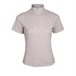 EOUS Technical Short Sleeve Shirt Large Chardonnay