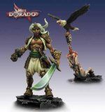 Hell Dorado - Saracens: Tarik ibn Malik ibn Rushd & Hunting Eagle