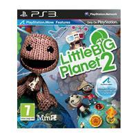 LittleBigPlanet 2 - Move Compatible - Essentials (PS3)