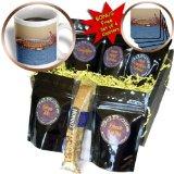 cgb_95911_1 Danita Delimont - Seattle - WA, Seattle, Qwest Field and Elliott Bay - US48 JWI1103 - Jamie & Judy Wild - Coffee Gift Baskets - Coffee Gift Basket