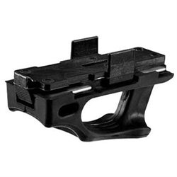 Original Magpul? Ranger Plate? M16/ AR15 Magazine Floorplate w/ Integral Loop (3 Pack) MAG020-BLK - Black