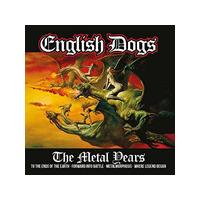English Dogs - Forward into Battle (Music CD)