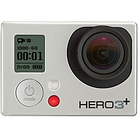 Gopro Hero3  Chdhn-302 Digital Camcorder - Full Hd - Silver - 16:9 - H.264, Mp4 - Full Hd - Microphone - Hdmi - Usb - Microsd Card - Memory Card
