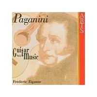 Nicolo Paganini - Guitar Music Vol. 2 (Zigante) (Music CD)