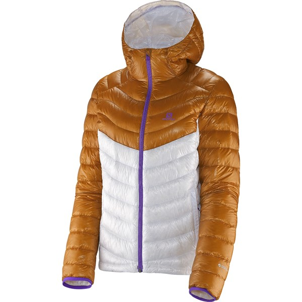 Salomon Super Halo Hooded Down Jacket - 700 Fill Power (for Women)