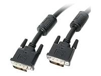 Startech.com Single Link - Display Cable - Dvi-i (m) - Dvi-i (m) - 6 Ft Dviismm6