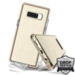 Samsung Note8-sstr-gld Prodigee Super Star Case