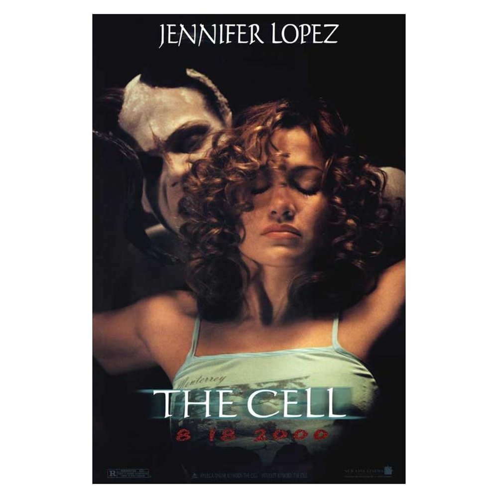 The Cell Poster Movie B 11 x 17 In - 28cm x 44cm Jennifer Lopez Vince Vaughn Vincent D'Onofrio Marianne Jean-Baptiste Dylan Baker Jake Weber
