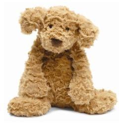 Jellycat Charmeds Latte Puppy Dog 15 Stuffed Animals