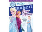 Make It Paper Dresses (frozen)