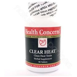 Health Concerns Clear Heat 90t