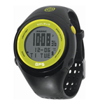 Soleus Gps Fit 1.0 Black/lime Gps Enabled Sports Watch