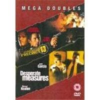 Assault On Precinct 13 / Desperate Measures (Mega Doubles)