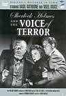 Sherlock Holmes Voice Of Terror