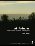 A one stop, comprehensive textbook, covering the three essential components of air pollution science