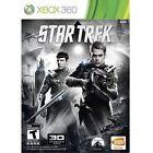 Star Trek (Microsoft Xbox 360 Game Disc Only Free Shipping 100% Guaranteed