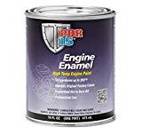POR-15 42048 Ford Corporate Blue Engine Enamel - 1 pint