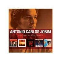 Antonio Carlos Jobim - Original Album Series (5 CD Box Set) (Music CD)