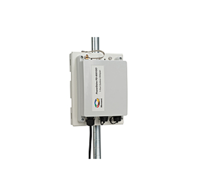 Microsemi Outdoor 1-port, 30w, 10/100/1000 Baset Midspan, Ac Input - 240 V Ac Input - 55 V Dc Output - 1 10/100/1000base-t Input Port(s) - 1 10/100/10