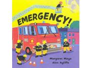 Emergency! (Awesome Engines) Binding: Board book Publisher: Hachette Children's Group Publish Date: 2003-02-27 Pages: 24 Weight: 0.40 ISBN-13: 9781843621423 ISBN-10: 1843621428