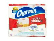 Charmin Ultra Strong Toilet Paper Mega Rolls, 308 sheets, 18 rolls Durable , Strong , Soft Finish: All Other Colors