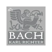 Karl Richter - Bach: Advent And Christmas Cantatas (4 CD) (Music CD)