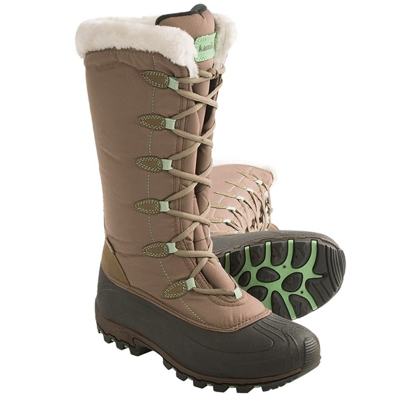 Kamik Encore Winter Boots - Waterproof, Insulated (For Women)