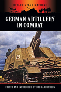 German Artillery In Combat