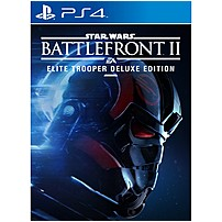 P The Star Wars Battlefront II  Elite Trooper Deluxe Edition turns your troopers into the ultimate opponents