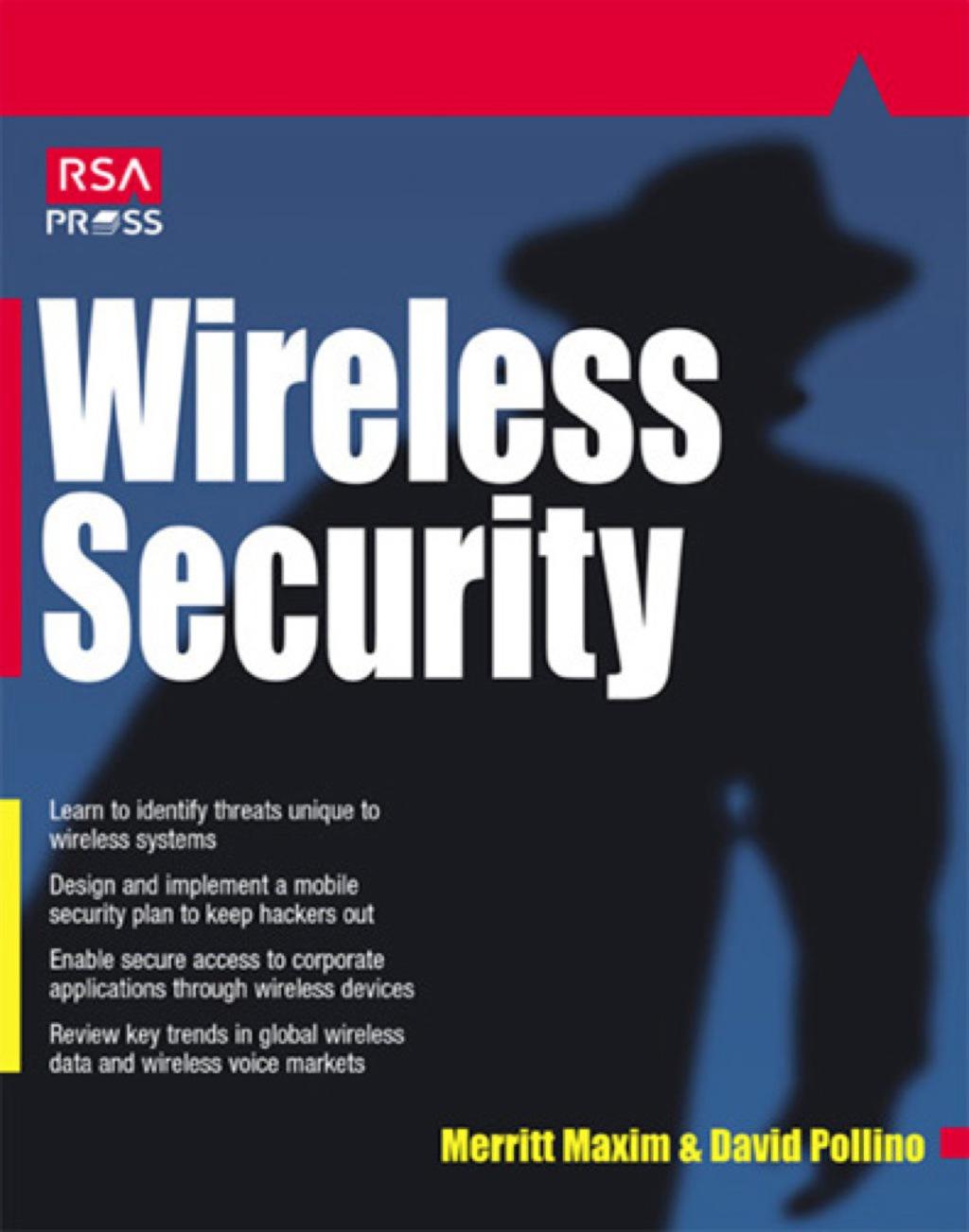 Wireless Security (ebook)