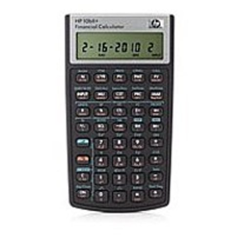 Hp Nw239aa 10bii  Business/financial Calculator - 12 Character - Lcd Display