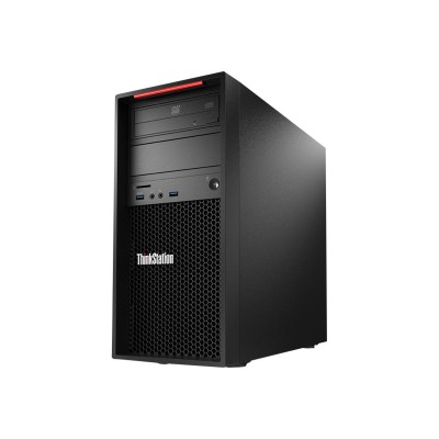 Lenovo 30b30021us Thinkstation P410 30b3 - Tower - 1 X Xeon E5-1620v4 / 3.5 Ghz - Ram 8 Gb - Ssd 256 Gb - Tcg Opal Encryption - Dvd-writer - Quadro K1200 - Gige