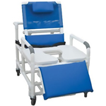 Lumex Lum89550 Commode Bath Seat